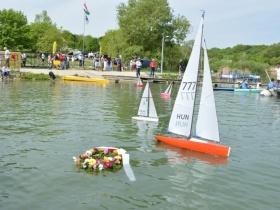 Kinyitott a Pécsi-tó