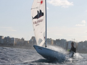 Laser VB felkészülés Máltán