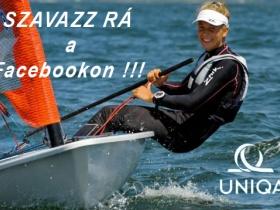 Legyen Érdi Mária az Uniqa sportnagykövete