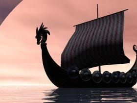 Londonba megy Knut hajószörnyetege