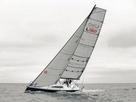 Luka 30 One Design – novembertől a World Sailing offshore világbajnoki hajóosztálya – hazánkban tartotta első flottaversenyét