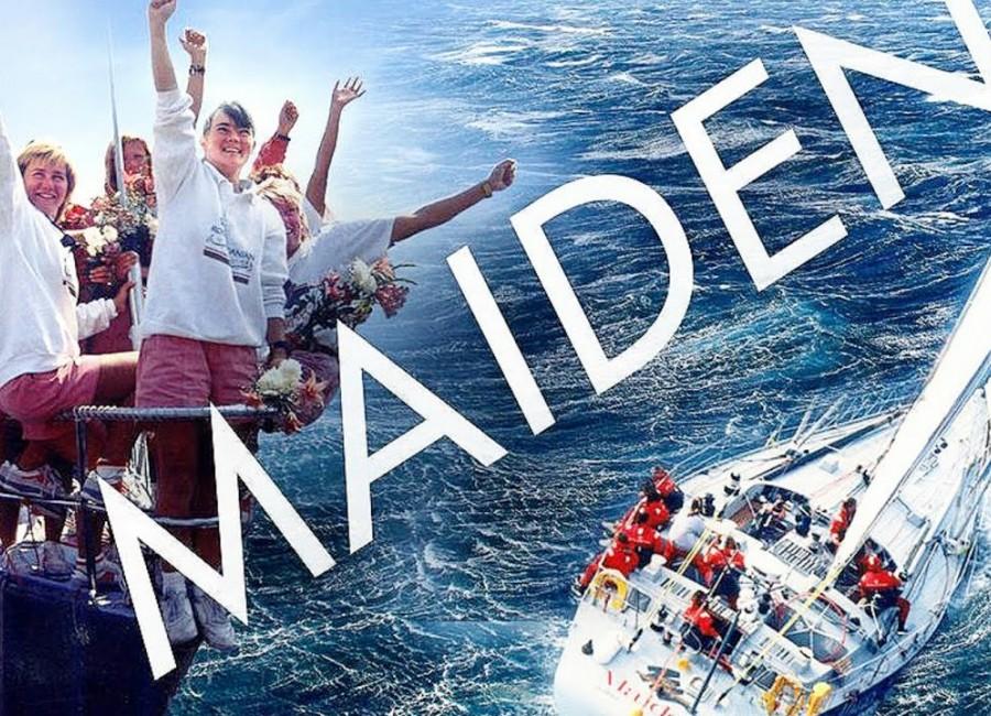 MAIDEN a Balatonon! - Kihagyhatatlan vitorlásfilm és lazulós péntek esti találkozás a Pont Csopak Kertmoziban