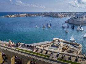Már csak 100 nap és rajtol a Rolex Middle Sea Race