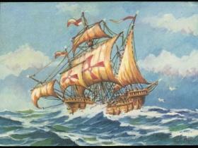 Megtalálhatták Kolumbusz hajóját!