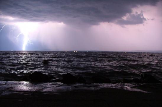 Megújult a balatoni viharjelzés