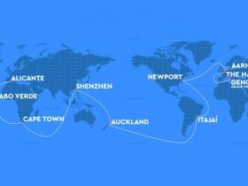 Megvan a 2021 – 22 – es The Ocean Race útvonala