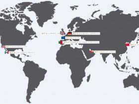 Megvannak a 2017 évi időpontok és helyszínek az Extreme Sailing Series – ben