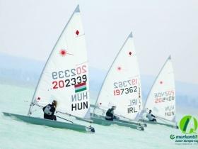 OTP - Junior BYC Kupa és Merkantil Laser Európa Kupa egy csapásra