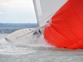 Pénteken kezdődik a Dragon osztály flottabajnoksága, a Johan Anker Kupa