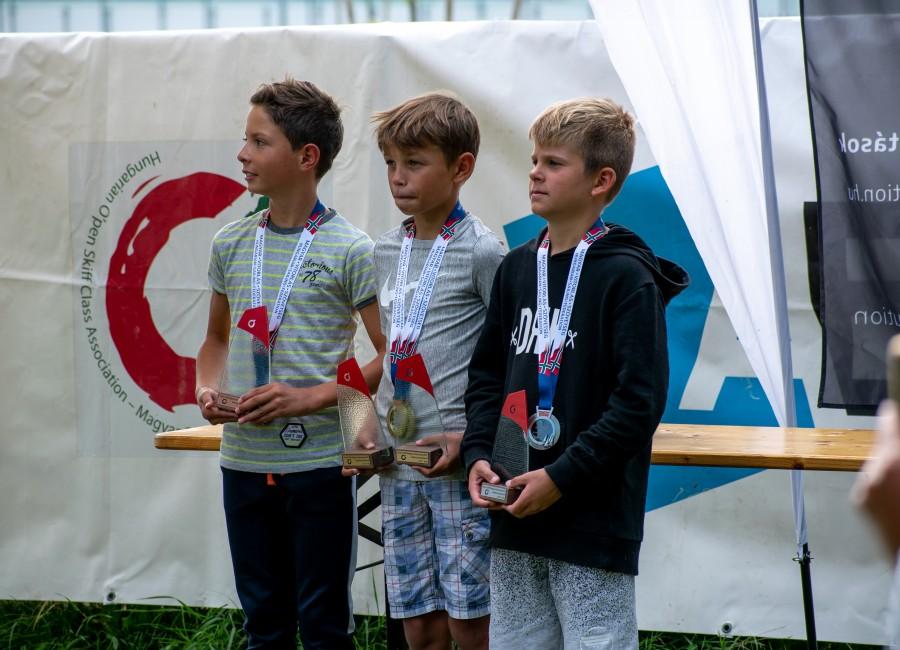Remek 10 futam és hazai győzelem az O'pen Skiff Országos Bajnokságon