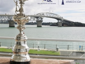 Royal New Zealand Yacht Squadron - America's Cup kvíz