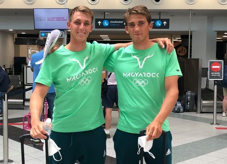 Szerencsésen megérkeztek, holnap már edzeni is tudnak olimpikonjaink