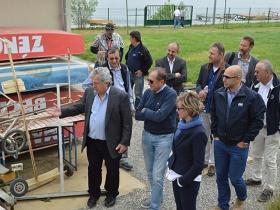 Szövetségi koordináció a kistavak vitorlázásának fejlesztéséért