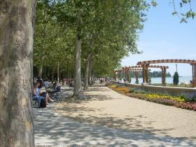 Téli álom után: az idén korán nyit a Balaton