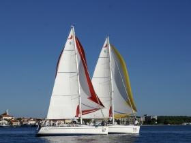Tengeri nagyhajós magyar bajnok a DAK Sailing Team