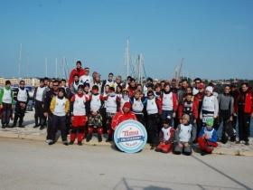 Timu Emlékverseny az Adrián