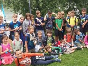 Több mint 1400 gyerek vett részt a vitorlás nyílt napon