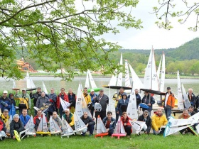 Tókerülő hétvége – A Pécsi-tó Kékszalagja