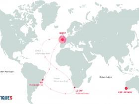 Új Atlanti óceáni verseny rajtol a legjobb trimaránokkal