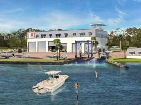 Új Suzuki Marine tesztközpont nyílik az USA – ban