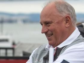Újra Iain Murray lesz a versenyigazgatója az America's Cup versenyeinek