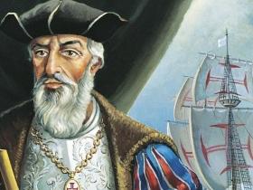 Vasco da Gamához kötődő hajóroncsra leltek Ománnál