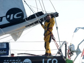 Vendée Globe: az utolsó hajó is rekorder lett